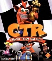 Crash Team Racing обложка