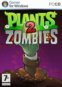 Plants vs Zombies 2 обложка